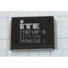 ЧИП ITE IT8716F-S 0717-CXS ZM2WS2GB