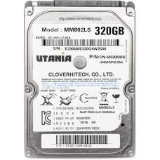 "Жесткий диск 2.5"" SATA-III UTania 320Gb 16Mb 5400 rpm, Model: MM802LS P/N: CN-320MMB"