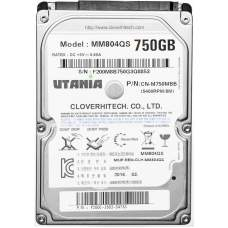 "Жесткий диск 2.5"" SATA-III UTania 750Gb 8Mb 5400 rpm Model: MM804QS P/N: CN-M750MBB"