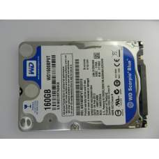 "2.5"" SATA-II 160Gb Western Digital [WD1600BPVT] 8Mb 5400rpm"