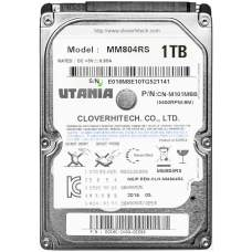 "Жесткий диск 2.5"" SATA-III UTania 1Tb 16Mb 5400 rpm, Model: MM804RS P/N: CN-M101MBB"